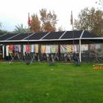 Kıl çadır çeşitleri Yörük çadırı