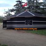 Kıl çadır çeşitleri otağ çadırı